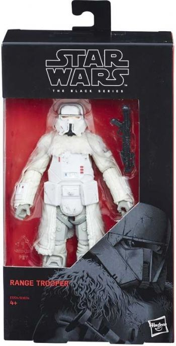 "Star Wars The Black Series Solo Movie Range Trooper  6"" Action Figure"